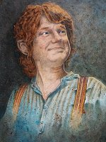 Portrait of Mr. Baggins